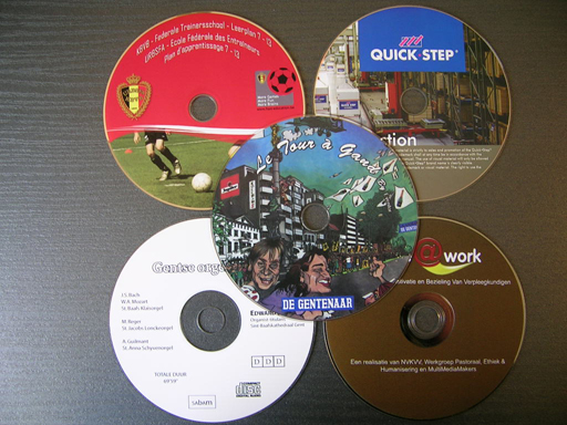 DVD replicatie 15