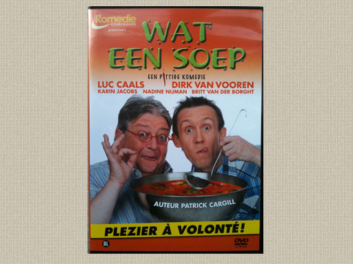 DVD replicatie 30